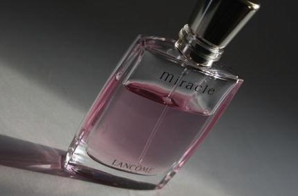 Lancome Miracle Eau de Parfum - Blogpost