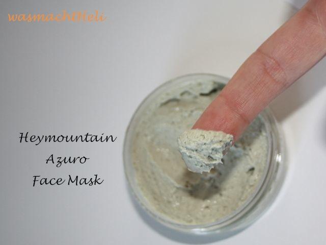 Konsistenz Heymountain Azuro Maske