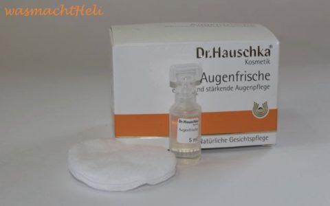 Review: Dr Hauschka Augenfrische Augenpflege
