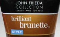 Ausprobiert: John Frieda Brilliant Brunette Satin Shine Finishing Creme