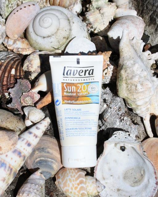 Lavera Sun Sonnenmilch SPF 20