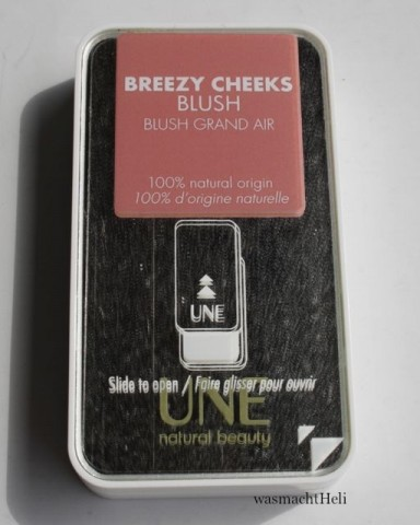 Foto UNE Breezy Cheeks Blush Grand Air