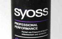 Getestet: Syoss Haarspray starker Halt