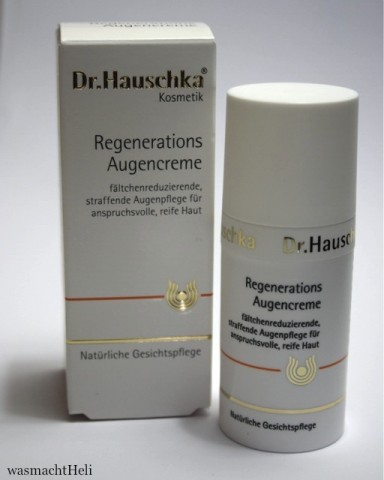 Review: Dr. Hauschka Regenerations Augencreme