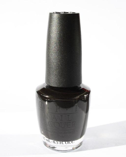 lackiert opi black onyx schwarz wie die nacht was macht heli. Black Bedroom Furniture Sets. Home Design Ideas