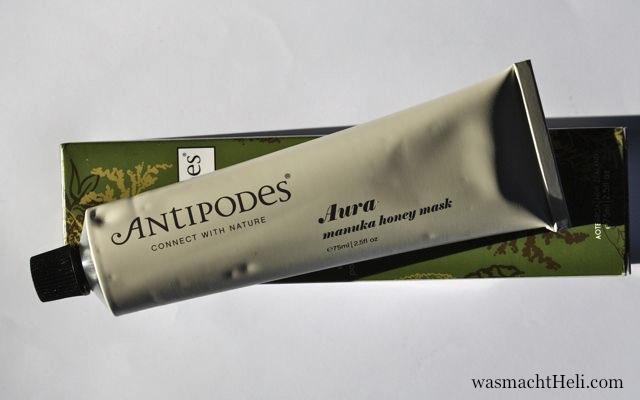 Review: Antipodes Aura Manuka Honey Mask