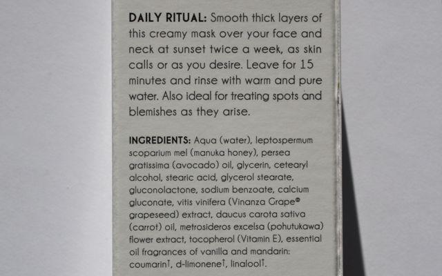 Die Maske für das Haar von den Vitaminen in mit der Zitrone und dem Öl