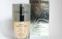 Lancome Teint Visionnaire Foundation -005 beige ivoire- Swatch und Review