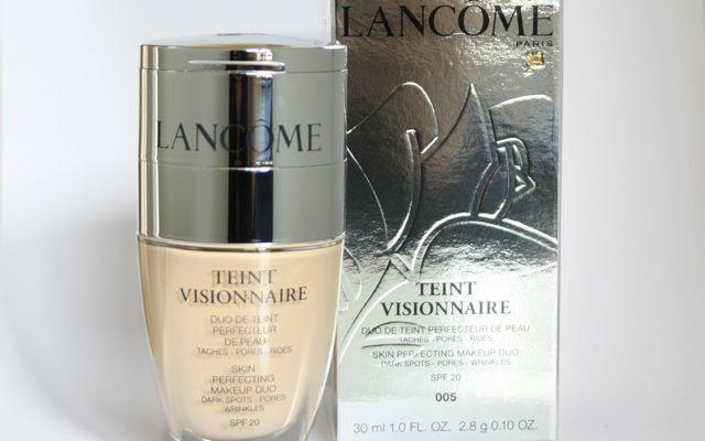 Review: Lancome Teint Visionnaire Foundation