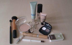 Kosmetik für den Urlaub
