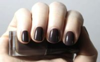 """Lackiert: Maybelline """"549 – Midnight Taupe"""""""