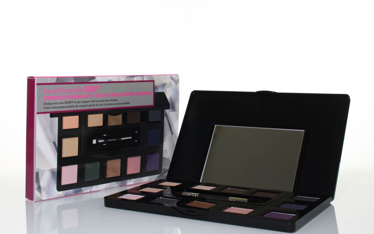 bareMinerals Mix Master READY Eyeshadow Palette - Review