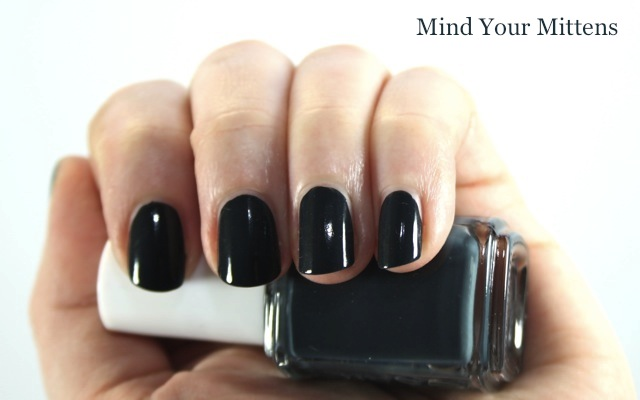 Swatch Essie Mind Your Mittens Nail Polish Shearling Darling Collection