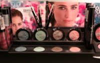 """Swatches Lavera """"colourful garden of beauty"""""""