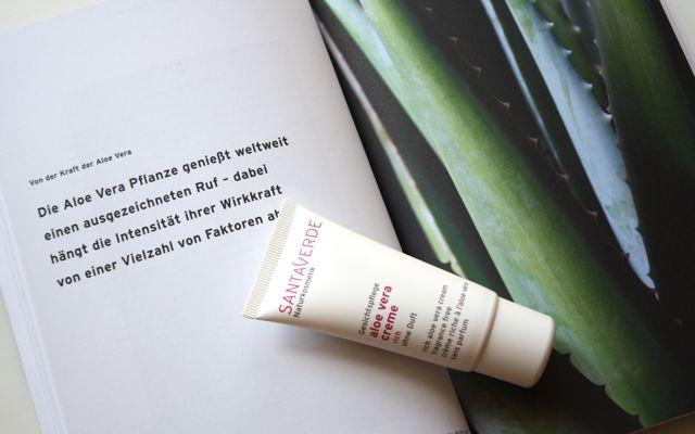 Santaverde Aloe Vera Creme rich ohne Duft