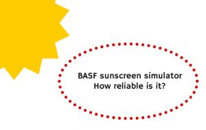 BASF sunscreen simulator - How reliable is it?