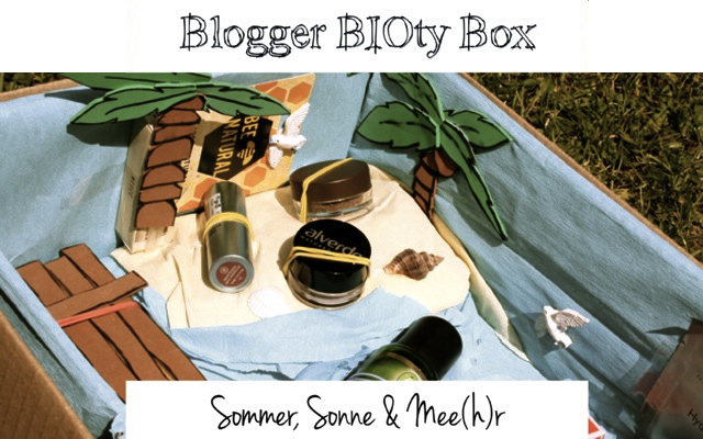 Blogger BIOty Box