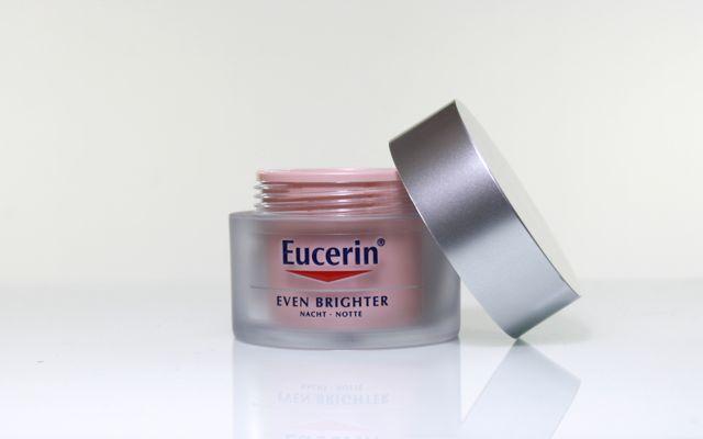 Testbericht: Eucerin Even Brighter Night Nachtcreme