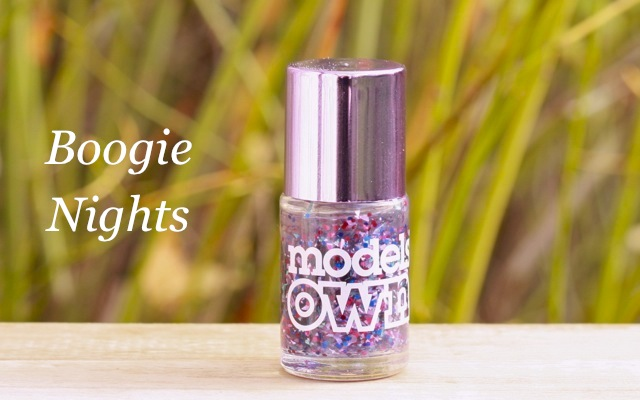 "Swatch and Review: Model's Own ""Boogie NIghts"" - Mirrorball Collection"