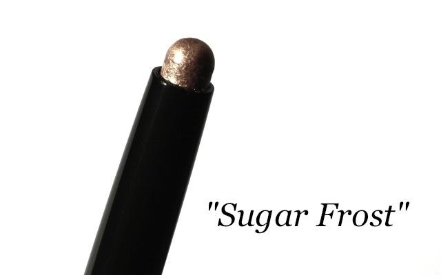 "Swatch + Review: Laura Mercier Caviar Stick Eye Colour ""sugar frost"""