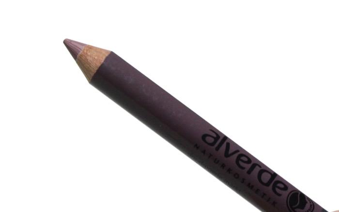 Alverde Duo Kajal Eyeliner - 40 graphit mauve - Review