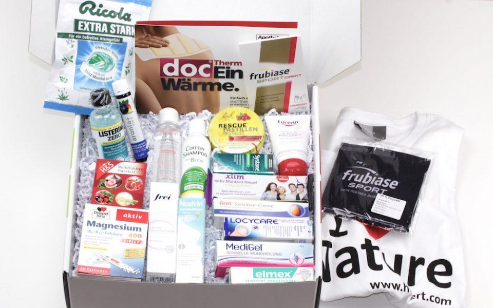 Ausgepackt und gemocht: Eurapon Box For You Juli 2015
