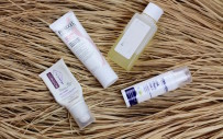 Current Skincare Favourites - Dermasence, Physiogel, Noviderm, Alexmo