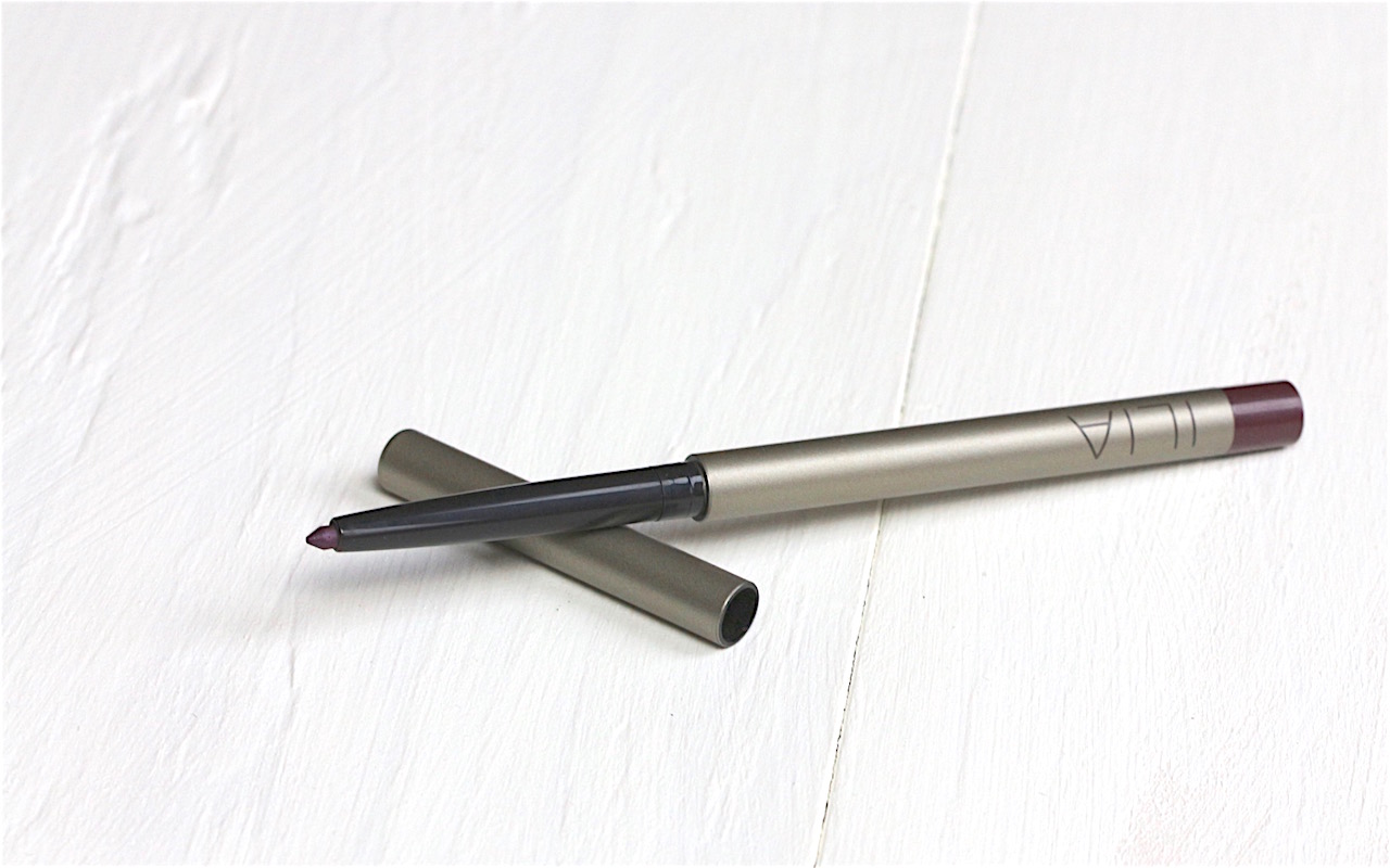 "Swatch and Review ILIA pure eyeliner ""My Generation"""
