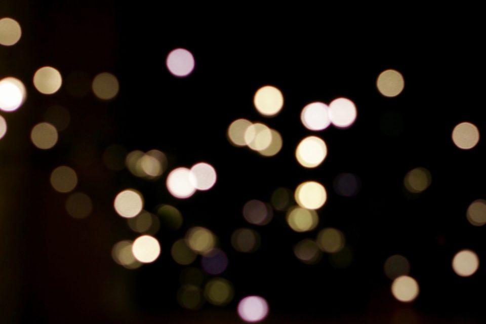 free photo lights bokey blurry