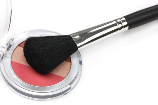 beauty blush brush