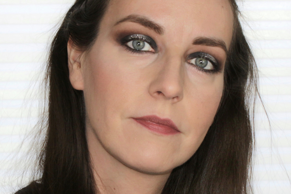 Nachgeschminkt - Sabina Hannan Silver Halo Smokey Eye