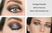 Nachgeschminkt – Silver Halo Smokey Eye