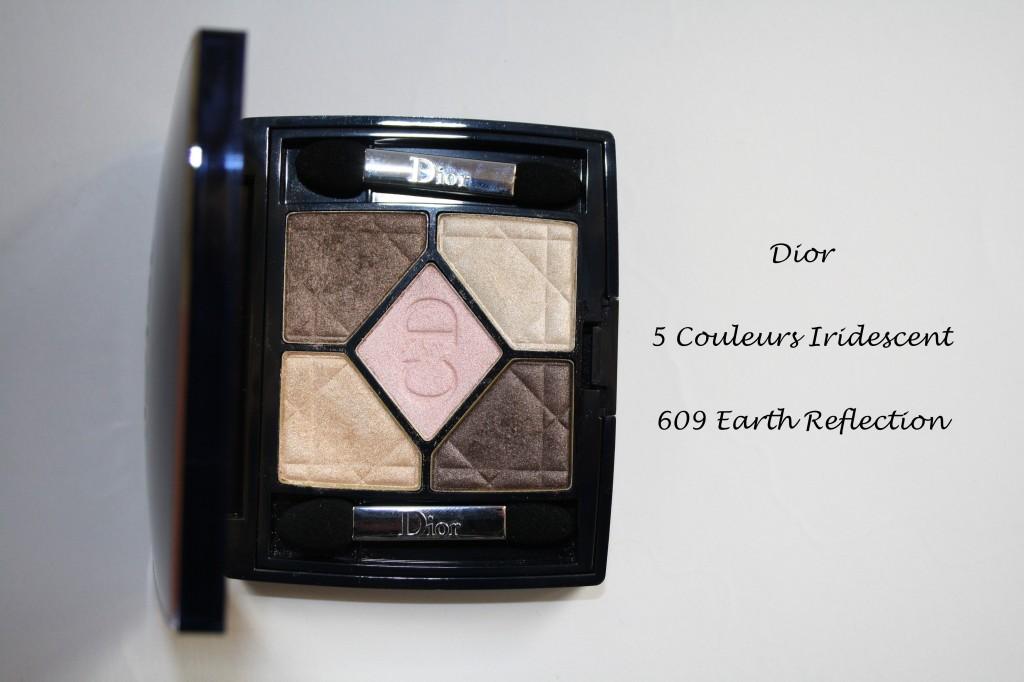 Dior 5 Couleurs Iridescent Earth Reflecion Review