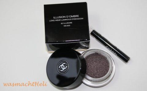 Chanel Illusion d Ombre a paupieres irisescente 83 Illusoire