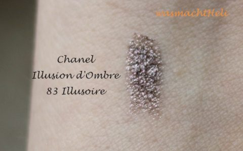 Swatch Chanel Illusion d Ombre 83 Illusoire