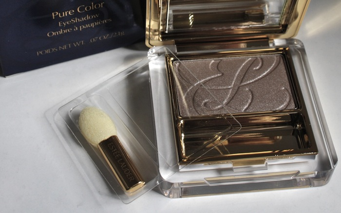 Review: Estee Lauder Pure Color Eye Shadow Tempting Mocha