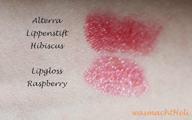 Alterra Hibiscus und Raspberry
