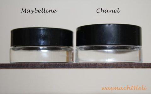 Maybelline Color Tattoo versus Chanel Illusion d'ombre