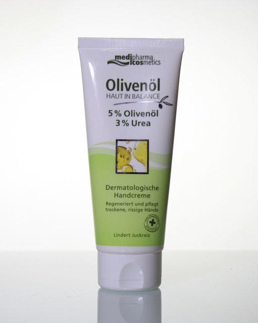 Medipharma Olivenoel dermatologische Handcreme