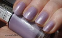 "Kleiner DM Einkauf + P2 color me softly LE ""pearly lilac"""