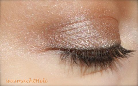 Augenmakeup mit Lily Lolo smokey brown Sonne
