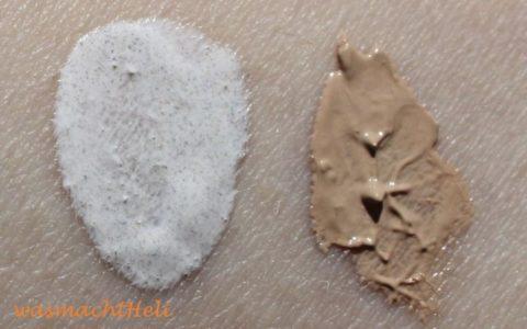 L'roeal BB cream nude magique light versus Garnier miracle skin perfector light bb creams