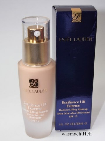 Foto zur Review: Estee Lauder Resilience Lift Extreme Foundation Review