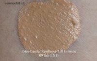 "Getestet: Estee Lauder Resilience Lift Extreme Foundation ""09 fair"""