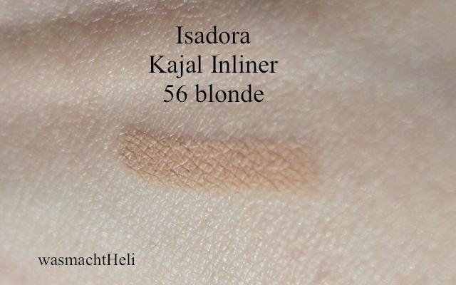 Foto mit Swatch Isadora Inliner Kajal hautfarben 56 blonde