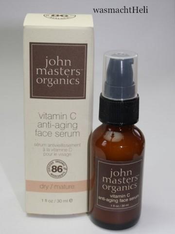 Foto zur Review: John Masters Organics Vitamin C Serum
