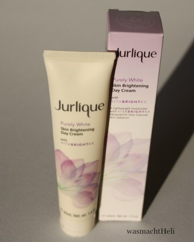 Review: Jurlique Purely White Skin Brightening Cream