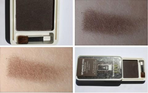 Swatches von UNE Beauty Sfumato Eyeshadow S11