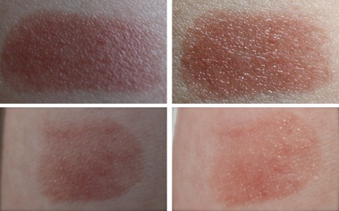 Swatches UNE Beauty Sheer Lips Balm S08