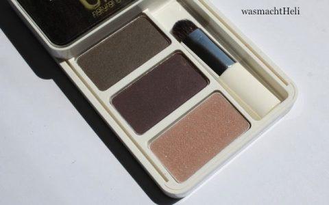 Review: UNE Top3 Eye Palette P01